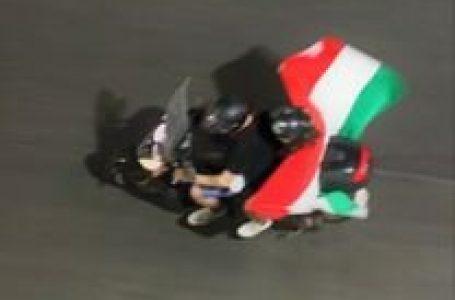 """Firenze """"salva"""" dai festeggiamenti: grande euforia ma nessun grave danno nella serata della vittoria"""
