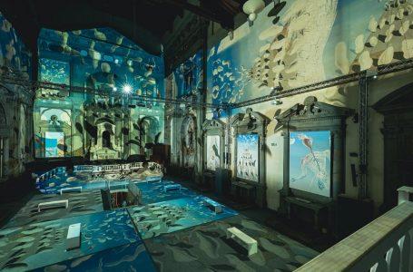 Arte multimediale a Firenze: Inside Dalì a Digital Art Exhibition