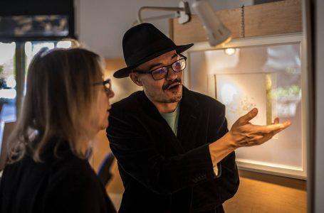"""Arte alla BCC di Impruneta: è ancora visitabile la mostra """"Laniakea"""" di Valerio Giovannini!"""
