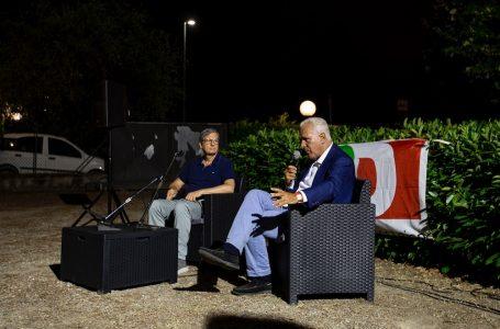"""Video / Festa de l'Unità Bagno a Ripoli, il Pres. Giani senza filtri: un'ordinanza """"no-vax"""" per…"""