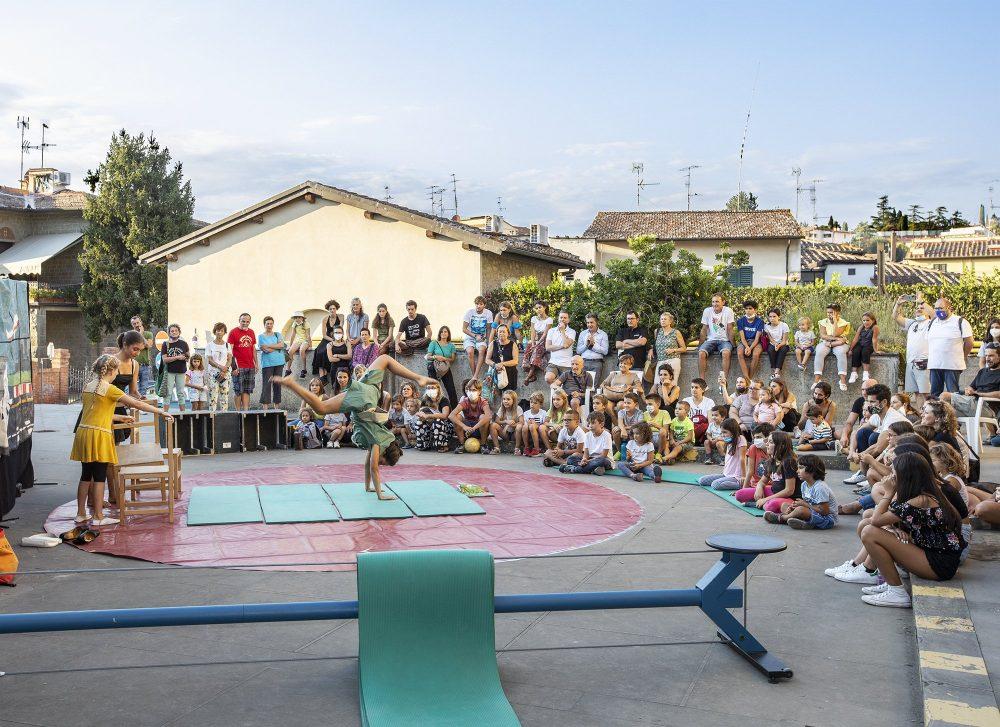 Al CRC Antella arriva…il Circo: spettacoli e lezioni con la compagnia Passe-Passe