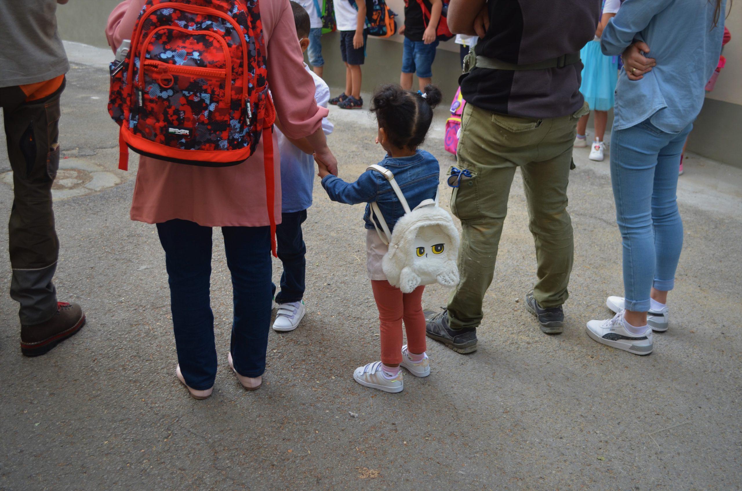 Un primo giorno di scuola all'odore…. di casa! Panzano continuerà ad accogliere gli alunni della primaria