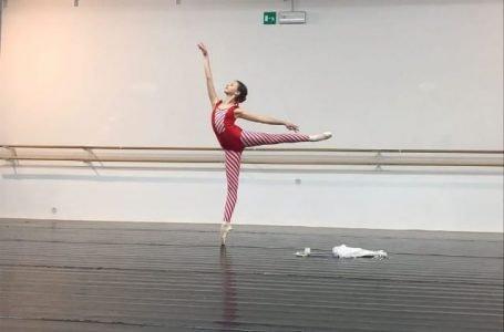 Greve in Chianti, la giovane Teresa Ferrara vola sulle punte per realizzare il sogno della danza