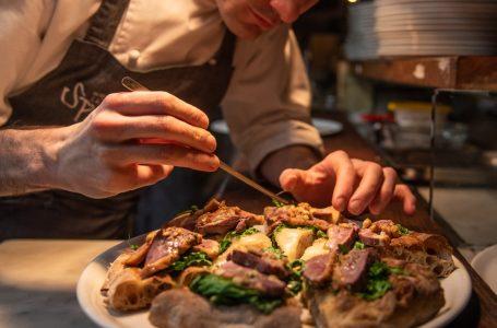 """La miglior """"Pizza-degustazione"""" dell'anno? Per Gambero Rosso è nel Chianti!"""