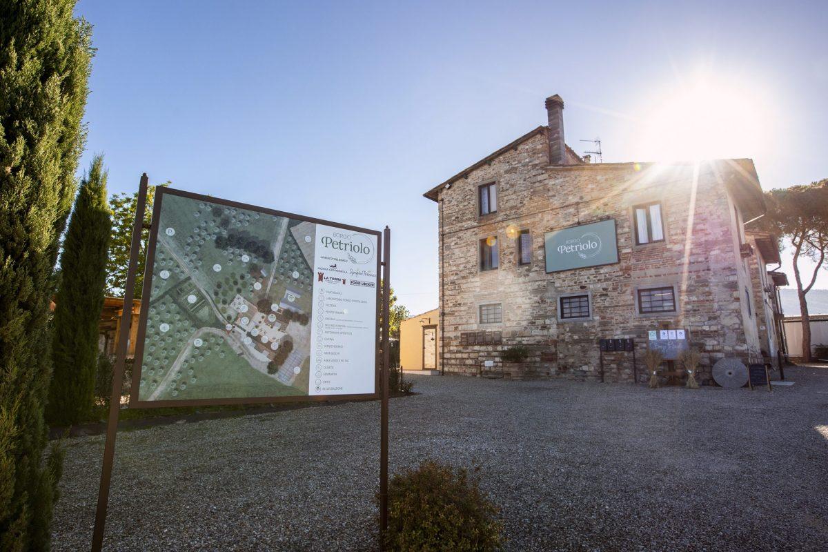 """La """"Festa di Autunno"""" a BORGO PETRIOLO: prodotti locali, visite guidate e laboratori!"""