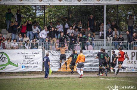 """Un sabato perfetto segna la rinascita calcistica al """"paesello"""": il derby va all'Atl. Calcio Impruneta!"""