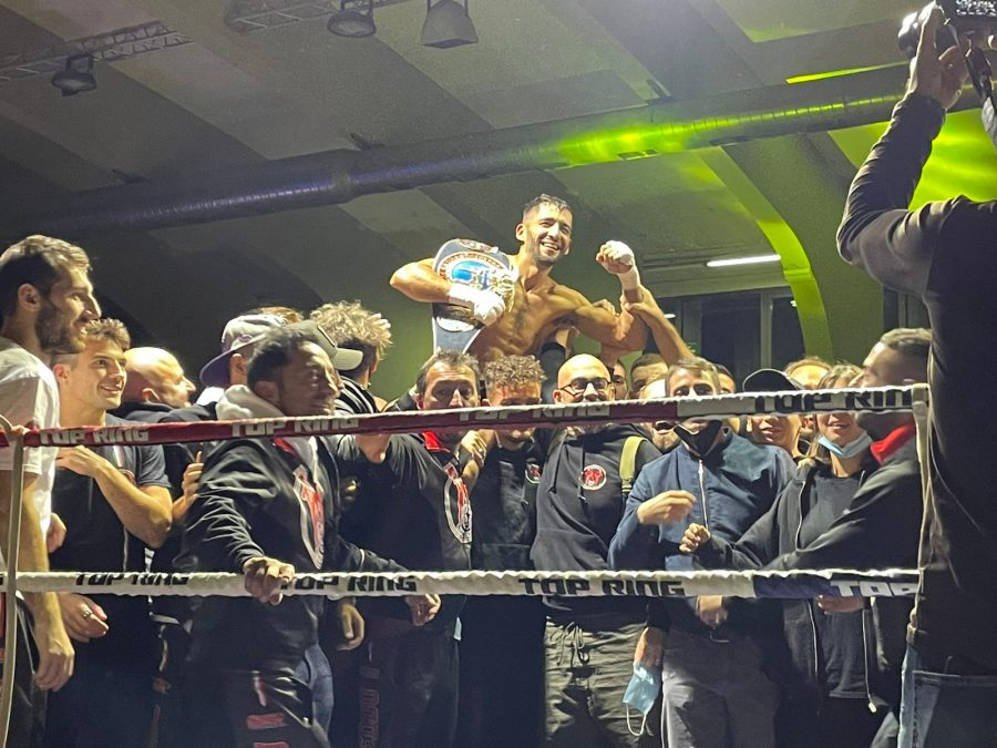 Gimmi D'Aquino sul tetto d'Europa nel Wako Pro 56,4kg: è lui il più forte!